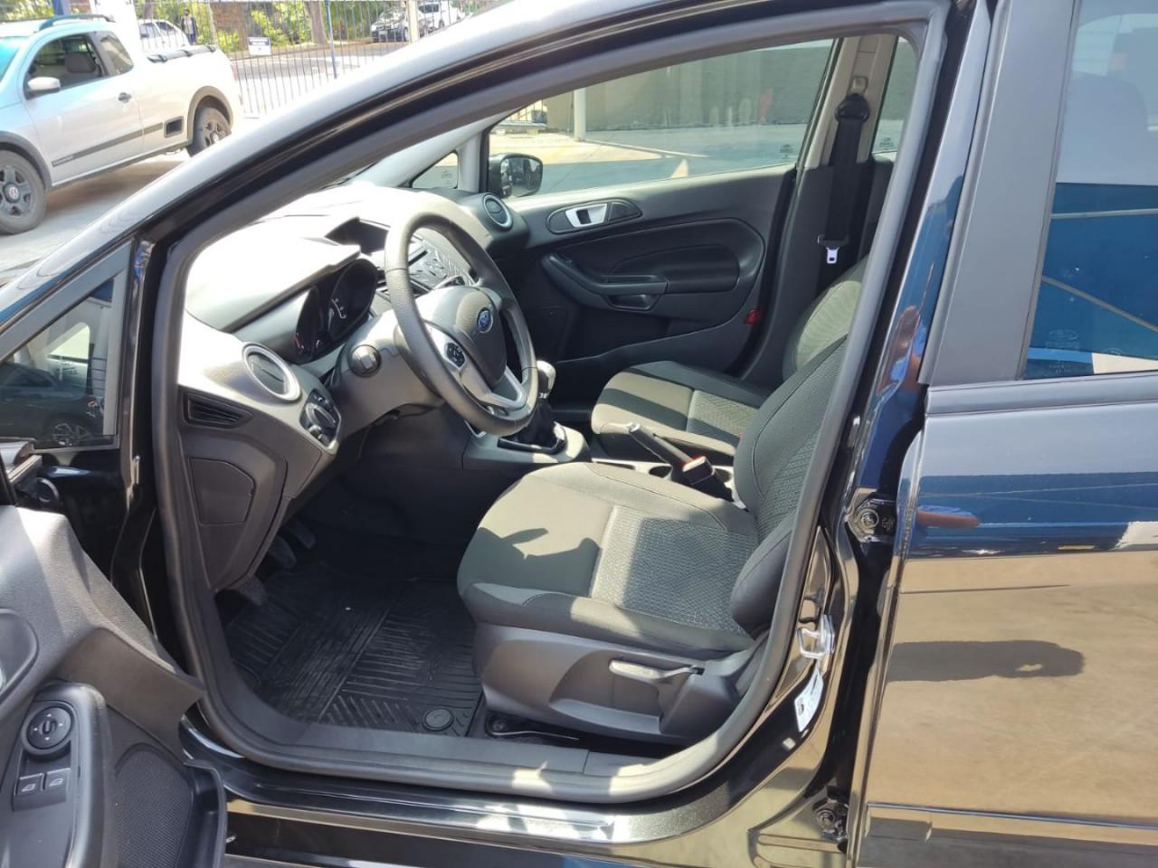 Fiesta Hatch 1.6 16V 4P SEL FLEX