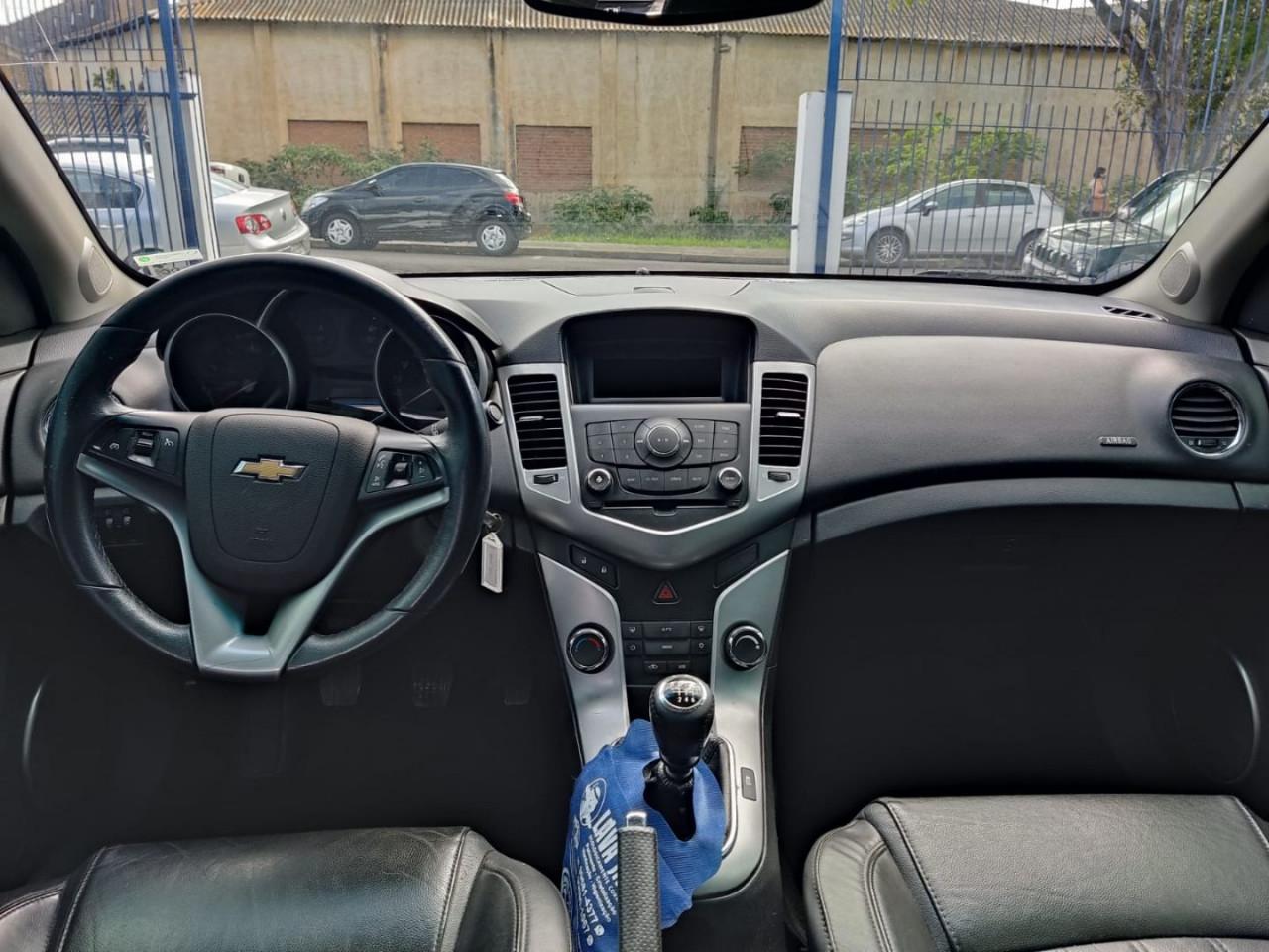 Cruze Sedan 1.8 16V 4P LT ECOTEC FLEX