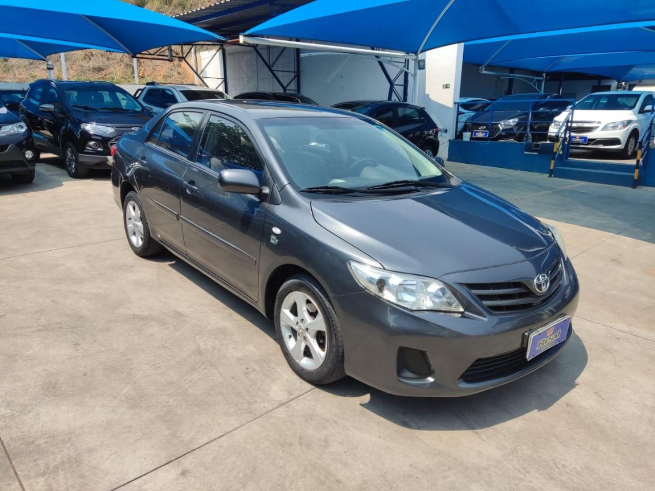 Corolla 1.8 16V 4P GLI FLEX