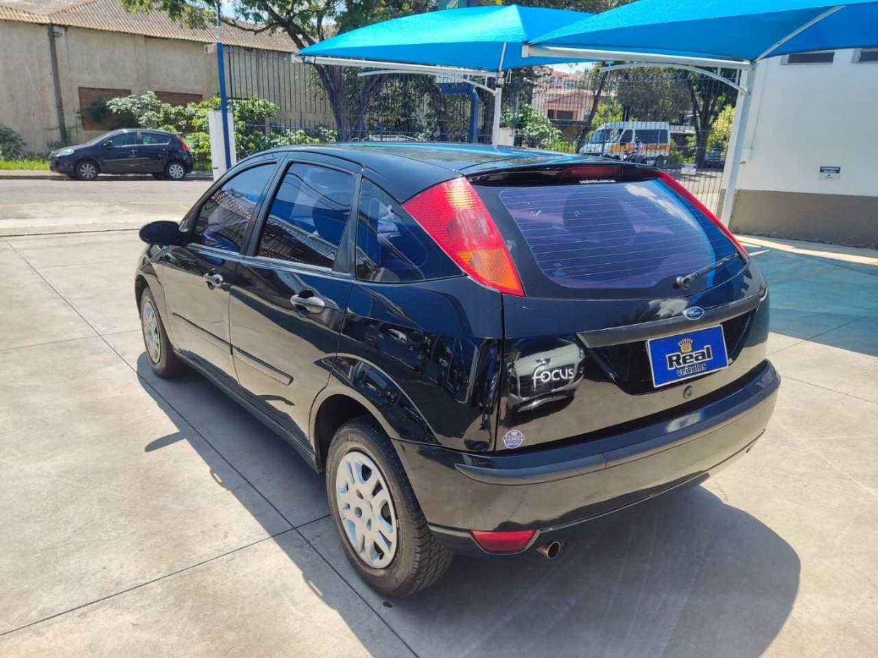 Focus Hatch 1.6 4P