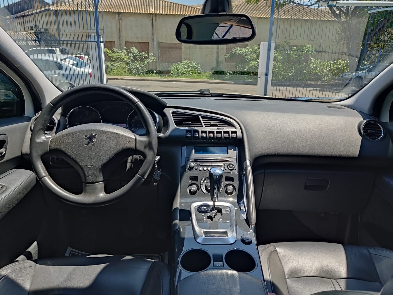 3008 1.6 16V 4P GRIFFE THP TURBO AUTOMÁTICO