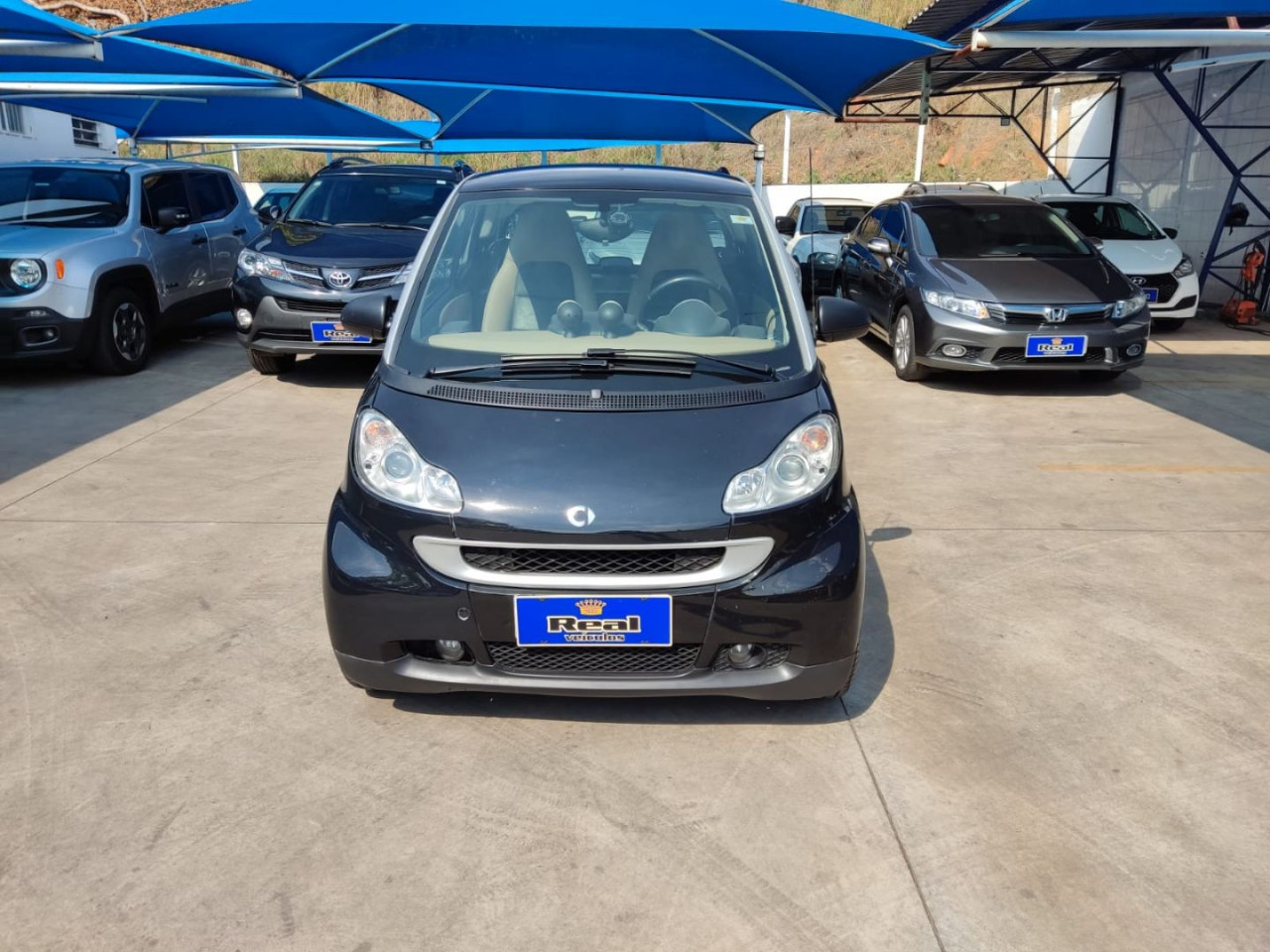 Fortwo 1.0 MHD COUPÉ 3 CILINDROS AUTOMÁTICO