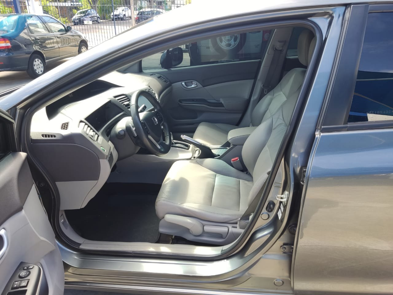 Civic 2.0 16V 4P FLEX LXR AUTOMÁTICO